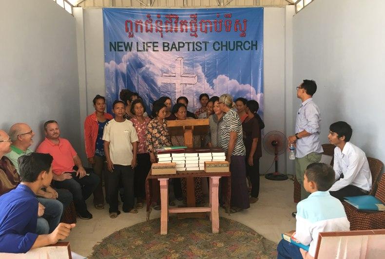 New Life Baptist Church of Cambodia