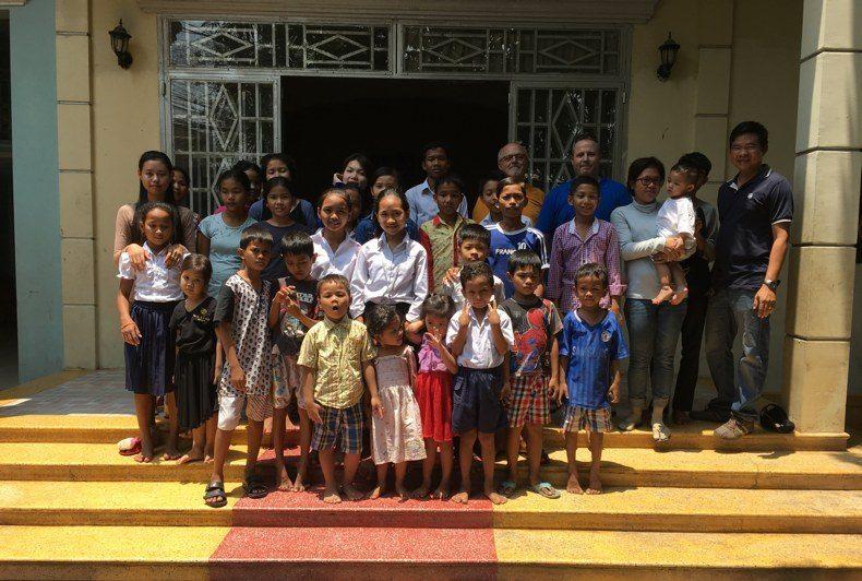 Cambodian Children's Home