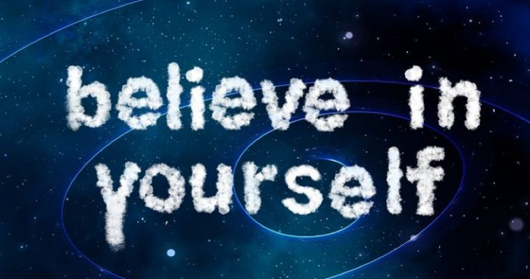 BELIEVE IN YOURSELF — REALLY? – JOHN 14:1