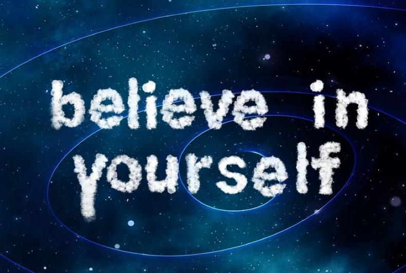 BELIEVE IN YOURSELF — REALLY? – JOHN 14:1